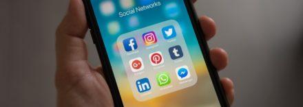 contrat alternance réseaux sociaux