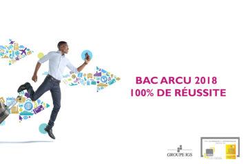 Taux de réussite du Bac Professionnel Accueil Relation Clients et Usagers en alternance du CIEFA Lyon