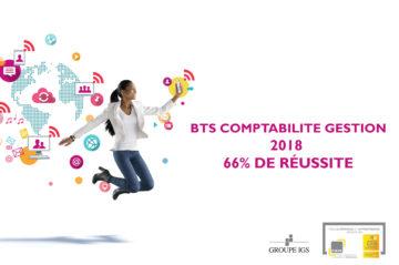taux de réussite BTS Comptabilité et Gestion - CGO en alternance ciefa Lyon