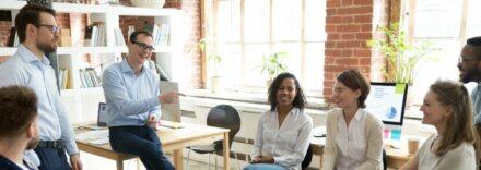 Le tutorat en entreprise, une expérience enrichissante pour toutes les parties